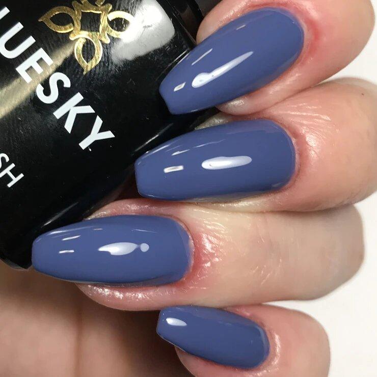 bluesky nail polish